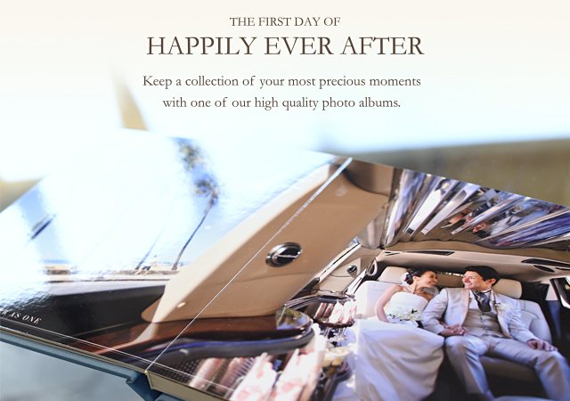 THE FIRST DAY OF HAPPILY EVER AFTER