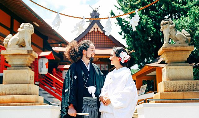 Japanese Style Photo Package | Royal Kaila Wedding