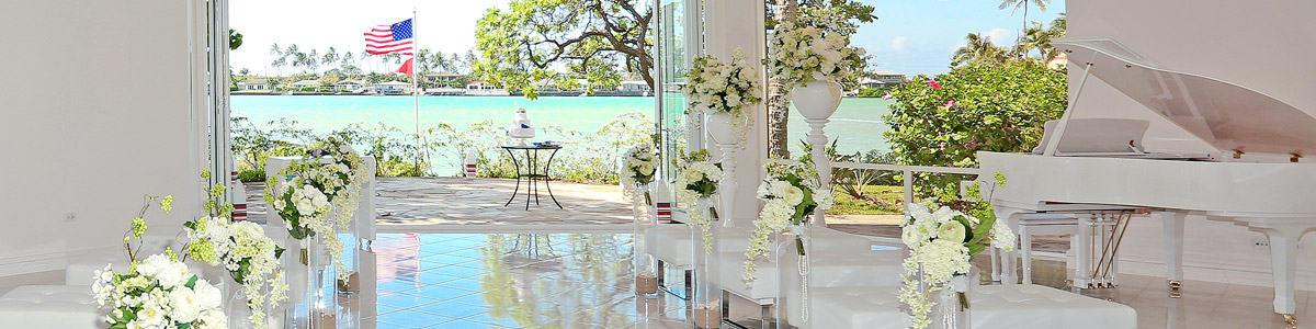 Marina Chapel Wedding